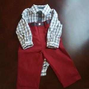 Baby boy pants set